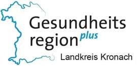 Logo Gesundheitsregion Plus Landkreis Kronach