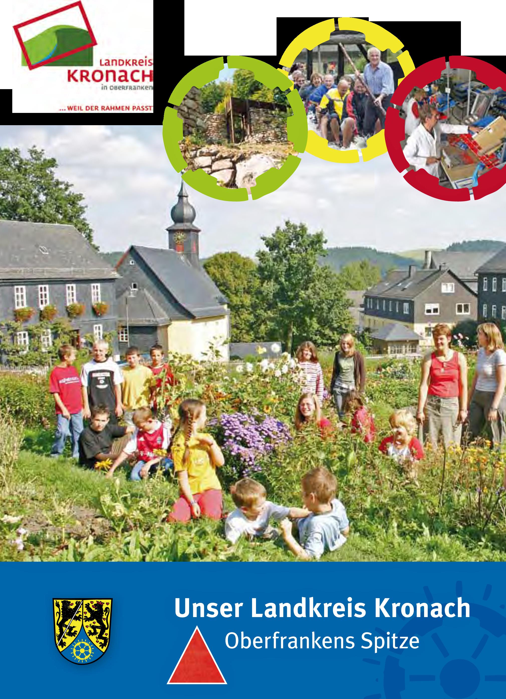 """Unser Landkreis Kronach - Oberfrankens Spitze"" (PDF-Datei, 13MB)"